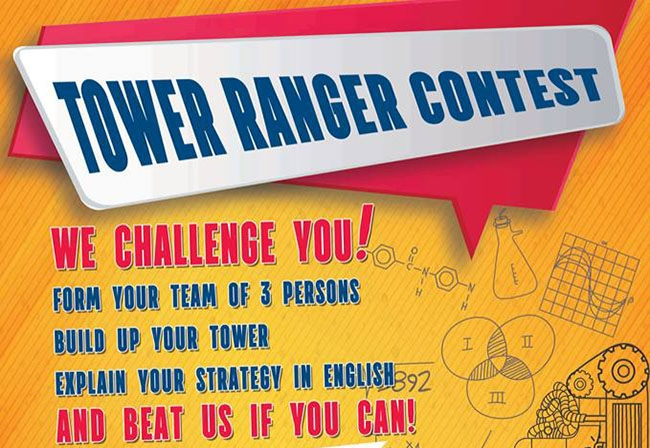 Tower Ranger Contest